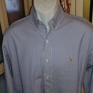 Ralph Lauren polo shirt size large dry clean only